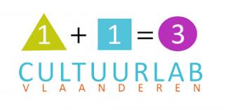 Logo Cultuurlab Vlaanderen